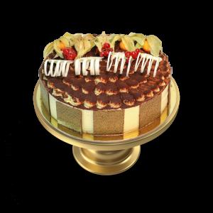 Super Tiramisu Cake
